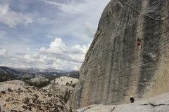 Rock Climbing Photo: Climbers on Knobnoxious.