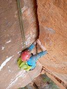 Rock Climbing Photo: The good stuff.