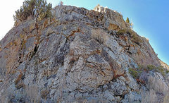 Rock Climbing Photo: Melchsee sector 7: central part from E . . . . (...