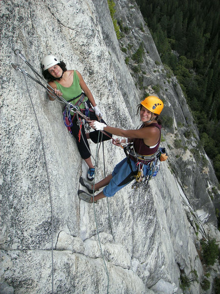 The ladies like it.
