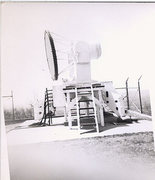 Rock Climbing Photo: 1961 image of one of the Plainville radars