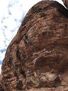 Rock Climbing Photo: Stellar climb