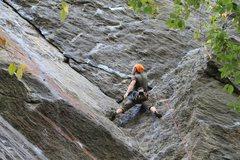 Rock Climbing Photo: Clusterphobia