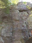 Rock Climbing Photo: Lumpy ridge?