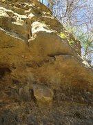 Rock Climbing Photo: Fight or Flight