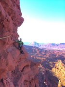 Rock Climbing Photo: one day ascent following p. 4