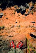 Diablo canyon. santa fe NM