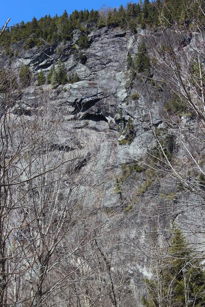 Rock Climbing Photo: C monster. Looks adventurous!