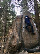 Rock Climbing Photo: Atari