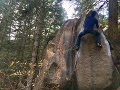 Rock Climbing Photo: Flash V4