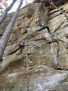 Rock Climbing Photo: Guernica