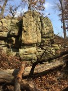 Rock Climbing Photo: potential