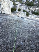 Rock Climbing Photo: 2nd