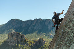 Rock Climbing Photo: Its gorgeous out here! 'Stewart Peak' is i...