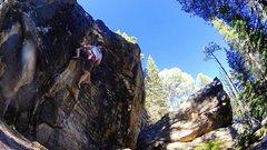 Rock Climbing Photo: Grottos boulders