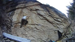 Rock Climbing Photo: Spider wall unspecified problem