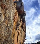 Rock Climbing Photo: Breakfast of Champions, Breakfast Nook