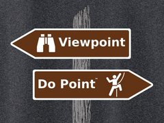 Rock Climbing Photo: Live life at the Do Point