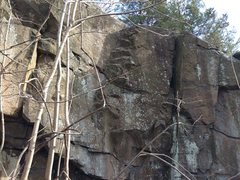 Rock Climbing Photo: Unusual staircase with perfect friction.