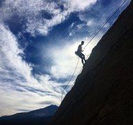 Rock Climbing Photo: Estes Park, CO
