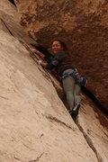 Rock Climbing Photo: TR Strung out