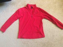 Mountain Hardwear Microchill fleece, Men's medium. Good lightweight fleece, served me well, still in good shape. $15 shipped