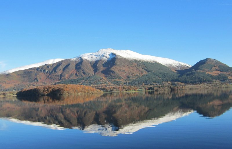 Rock Climbing Photo: Bassenthwaite Lake November