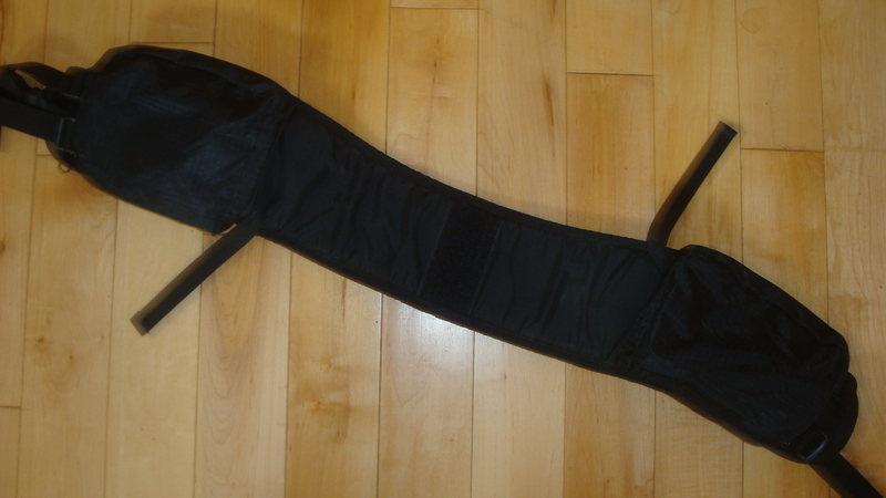 Larger size waist belt.