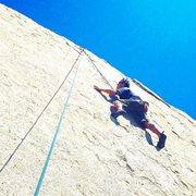 Rock Climbing Photo: Top Roping Potatoe Rock -Jed Andersen