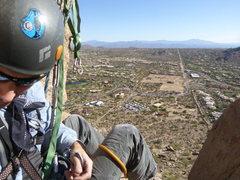 Rock Climbing Photo: Pinnacle Peak Scottsdale, AZ