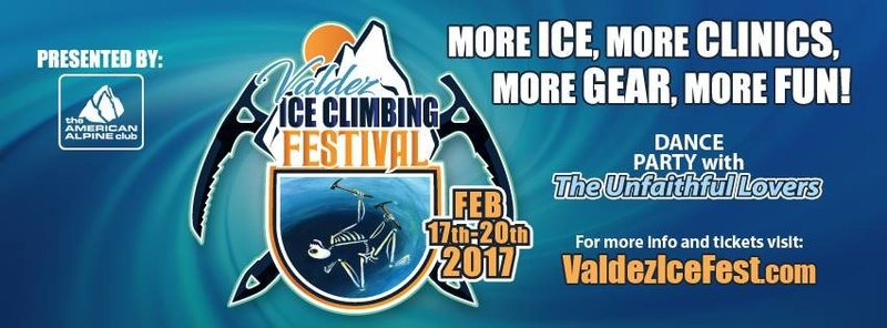 We are gearing up for another great season of climbing in Alaska and are once again inviting the tribe to join us in the ice mecca of Valdez this Valentines Day weekend for music, film, fire and lots of climbing.