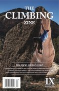 Rock Climbing Photo: Cover photo.