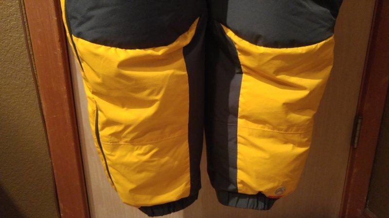 Leg fronts