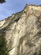Rock Climbing Photo: Left Side of central cliff. Orgone Donor, etc.