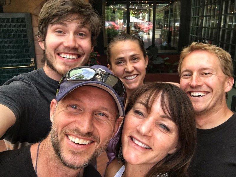 Boulder Rock Club summer camp crew 2015!