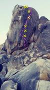 Rock Climbing Photo: 5.13a\b