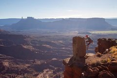 #15 Kingfisher - via Colorado NE Ridge - A rad summit and exciting 4th pitch w/ Tanner