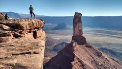 Rock Climbing Photo: #17 The Rectory via Fine jade - Hands down the fun...