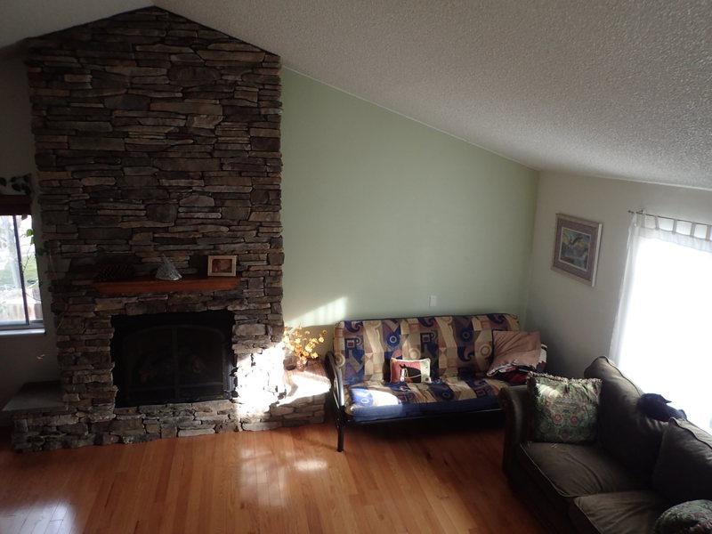Rock Climbing Photo: Living room