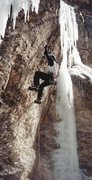 Rock Climbing Photo: Activated M6?, Mixed line at the Logan Farmed Area...