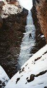 Rock Climbing Photo: Myself on Cobble Cruncher, Maple 2001