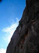 Rock Climbing Photo: Oui