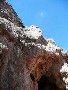 Rock Climbing Photo: Nein