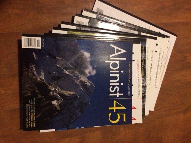 Alpinist 38-45