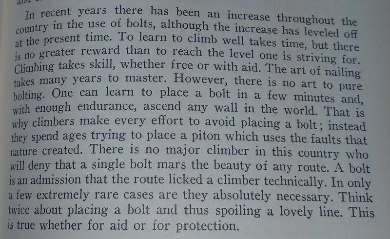 Rock Climbing Photo: Art Grand Guide to the Gunks.
