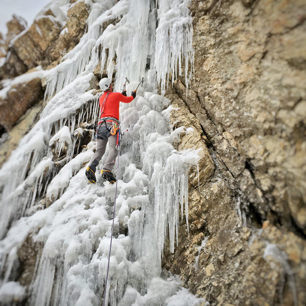 Rock Climbing Photo: Fun times 02, 2016