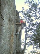 Rock Climbing Photo: Old pack