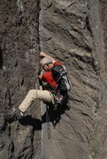 Rock Climbing Photo: New pack