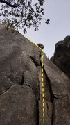 Rock Climbing Photo: The Pod.