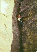 Rock Climbing Photo: O-dub